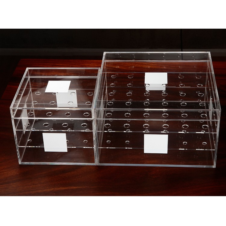 Clear Acrylic toy car model display box case,acrylic toy display case