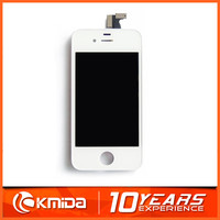 mobile phone spare parts replacement for apple iphone 4s Lcd Display, for iphone 4s Lcd digitizer touch Screen