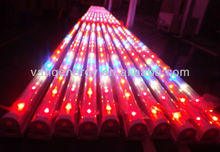 led plant grow light, t8 led growing light tube 20w high power led source+red+blue for greenhouse/horticulture