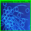 High quality 8 inch blue glow stick bracelet