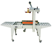 Automatic Box Sealing Machine Fold Case Sealer