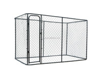 customizable combination folded stainless steel pet hotel cage 10% discount pet cage