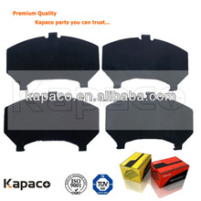 Black color coated 65Mn stainless steel raw material of brake pad shim for Renault &Nissan brake pad 7766-D888