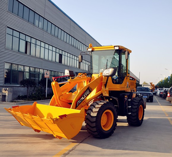 1500kg small tractor with front loader