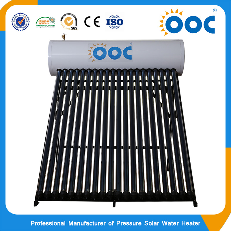 Performance Pressurized Solar Water Heater For Market