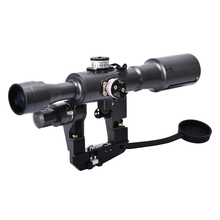 SVD Dragunov Riflescope PO6x36-1FFP Fit AK Scope AK47 Series