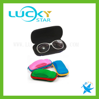 Novelty kids glasses cases promotional gifts cute car shape eyeglass cases boxes hot selling