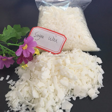 bulk soy wax and soya wax flakes raw material making soybean candles