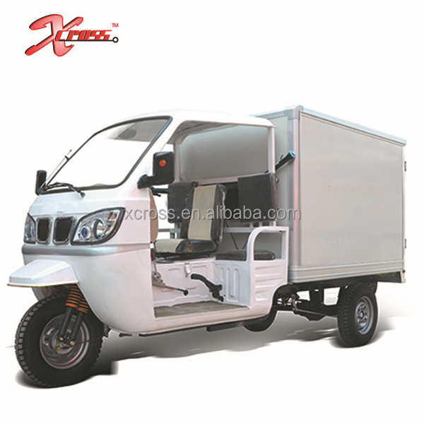 Water Cooled 300CC Motor Engine 300cc Cargo Tricycle Motorcycle 300cc Three Wheel bicycle 300cc Trike For Sale Xcargo300G