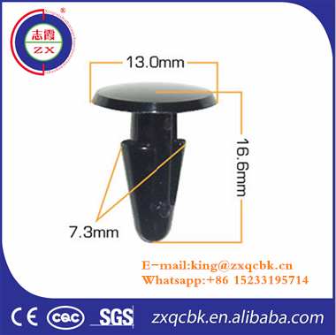 High quality product auto clips parts/automotive plastic clips and fastener/auto clips auto retainer