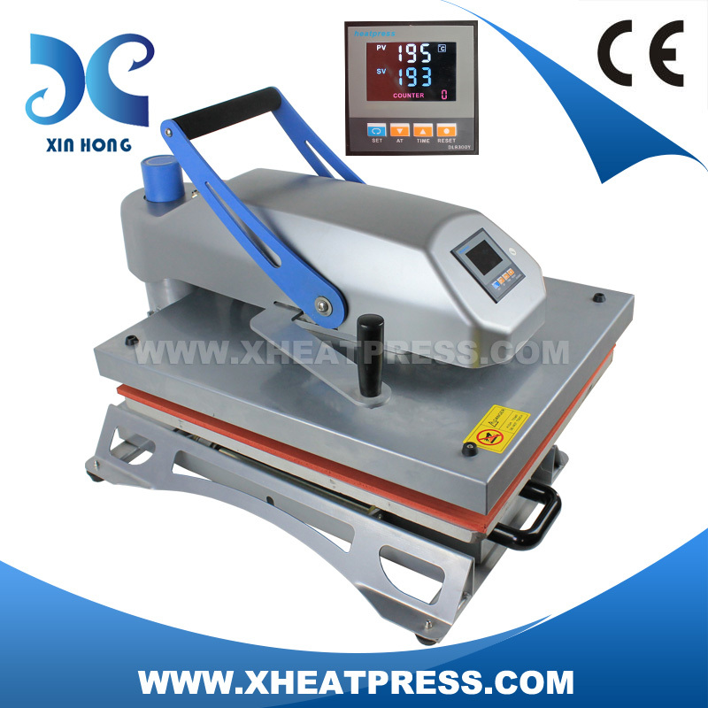 Direct manual sublimation printing machine for fabrication cloth maquinas para sublimar factory HP3805
