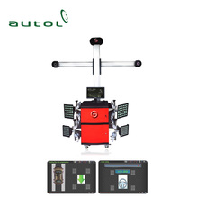 3D Wheel Alignment Machine For Sale Zty-300M Wheel Aligner Replace Launch X631 Car Wheel Aligner