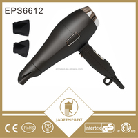 1875 watt salon professional UL standard hair dryers with AC motor EPS6612