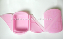 New Fashion silicone customized bho oil container silicone jar details with low price