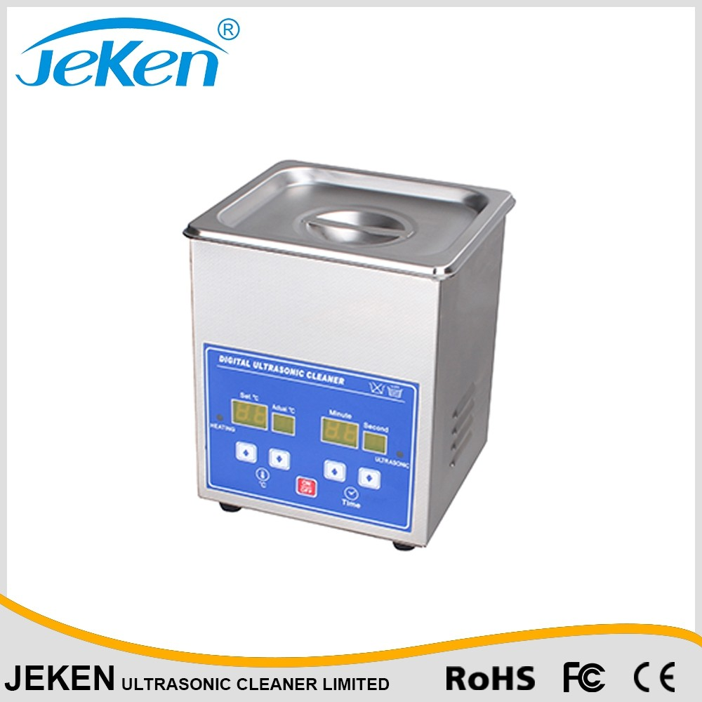 Digital control timer and heater ultrasonic cleaner PS-08A
