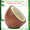 hot real rosewood mini bluetooth speaker for beat
