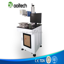 Printing machine on packages new tech advanced laser marking on packages co2 laser machine for marking date logo code printing