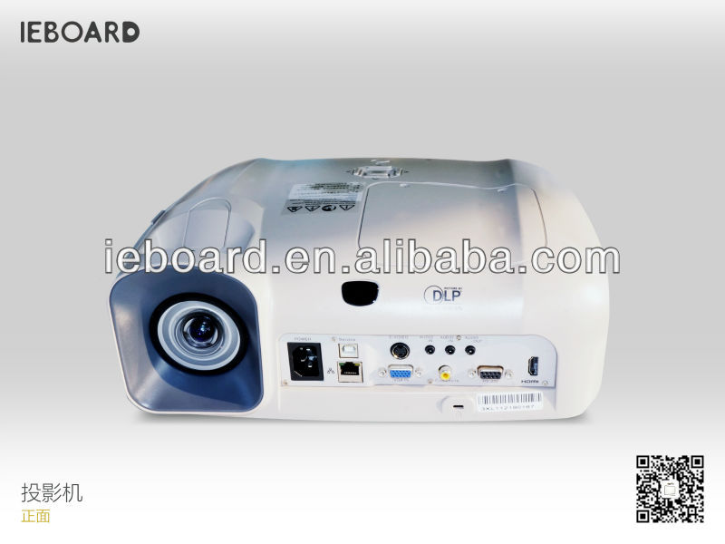 Education projector, short throw projector