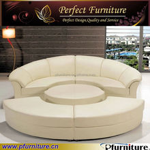 PFS2121B China factory price <strong>modern</strong> round function sofa bed