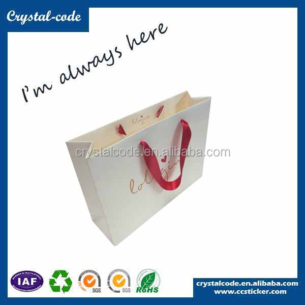 Good value reuseable extra large shopping cellulose paper bag
