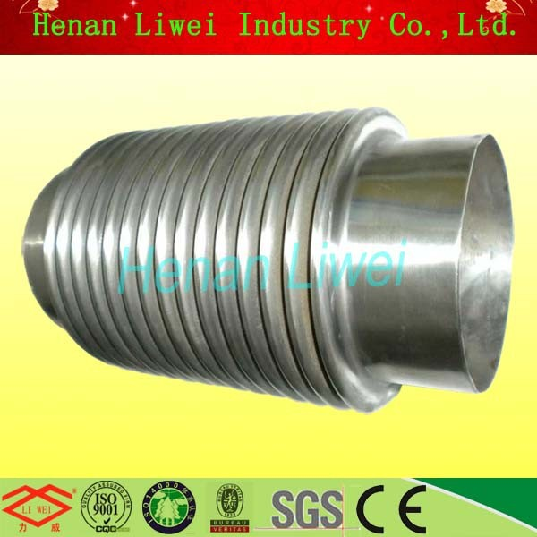 Stainless Steel Flexible Pipe Joint Metal Bellows Steam Steel Compensator