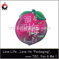 Myrica Rubra plastic package bag / plastic dried fruit package bag