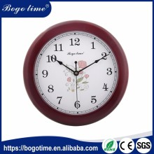 Latest New Design ROHS clock wood