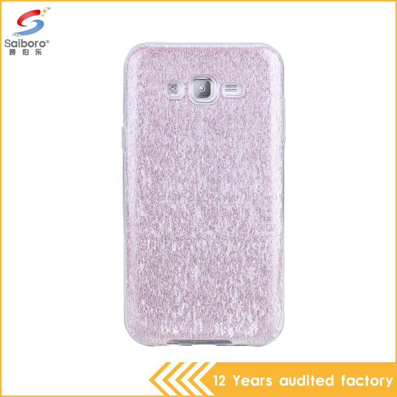 Flexible price anti-scratch smart case for samsung j7
