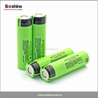 Original Japan imported 3.7V li-ion battery cell ncr18650b 3400mah 3.7v 18650 Lithium rechargeable 18650 battery