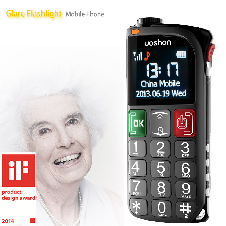 high volume loud speaker and low radiation mobile phone for old age people seniors cellphones