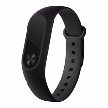 2017 Best Selling Fitness Wrist Band Silicone Xiaomi Mi Band 2 Smart Movement Healthy Bracelet