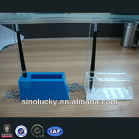 Acrylic Stationery Holder Plexiglass Pen Holder