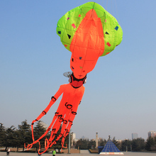 10m soft squid inflate kite