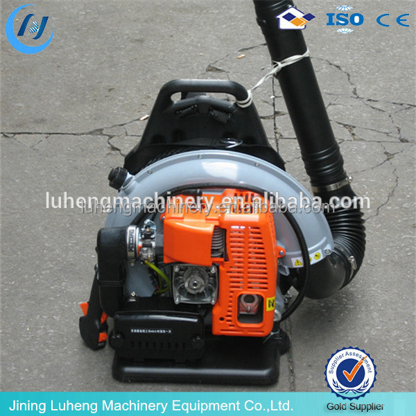 Gasoline Backpack Grass Clipping Cleaning Blower