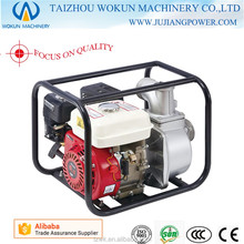 3inch water pump manufacturer gasoline and diesel engine water pumps