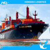 Cheap LCL Sea freight rates forwarder from China