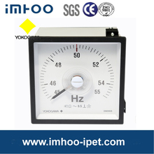 YOKOGAWA Much spec. analog electrical frequency meter