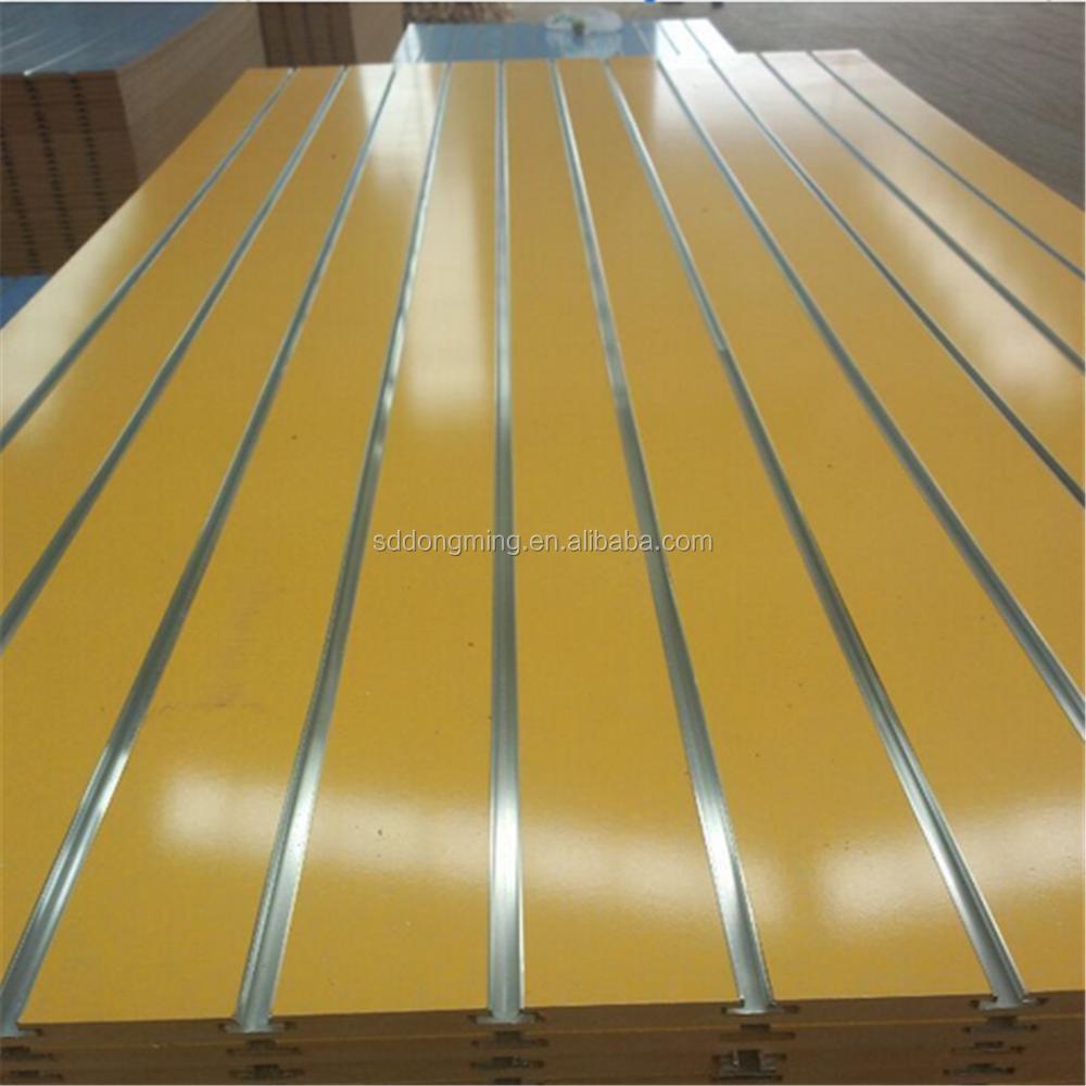 Slotted Mdf Board/slat Wall Panel/decorative Wall Panel - Buy Wall ...