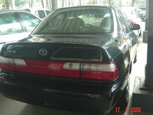 USED TOYOTA COROLLA LHD Car