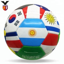 2018 World <strong>Cup</strong> size 5 machine sewing PVC Promotional soccer ball football