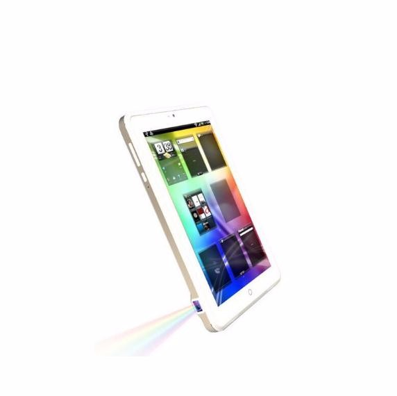 2016 New Mini Pocket Led Projector Tablet with Projector Smart Tablet Pc