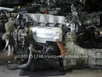 Japanese Used Diesel Engines