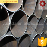 thin thickness Q195 material furniture steel pipe