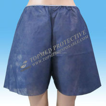 Hospital Disposable nonwoven surgical pants Mesh pants