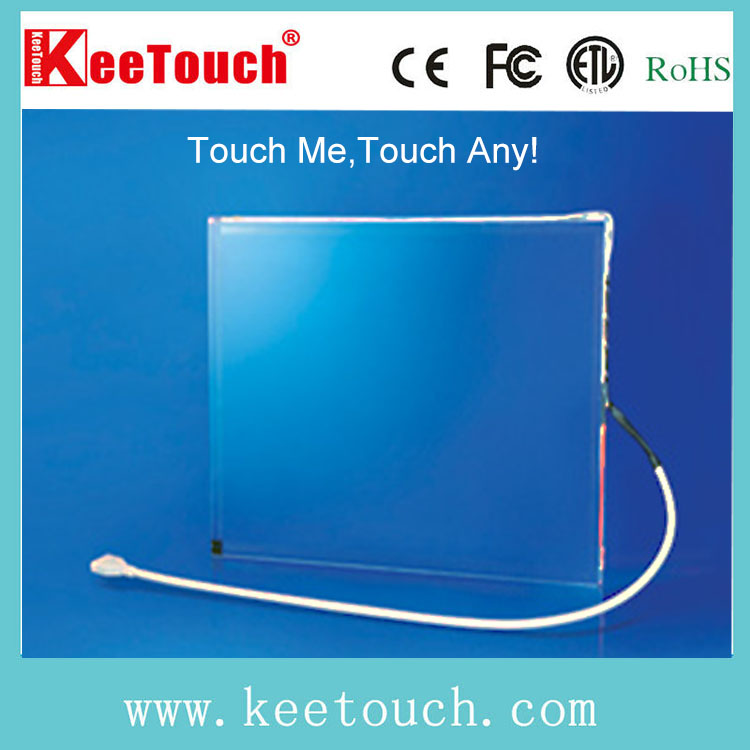 7inch saw touch fingerprint lock touch screen