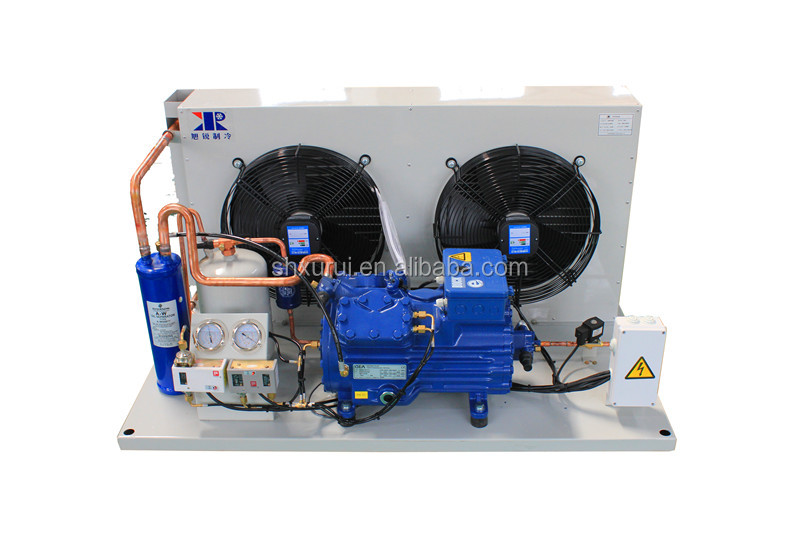 Condensing Unit With Gea Bock Compressor For