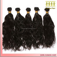 Charming hair extension in guangzhou wet and curly hair extension