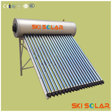 -40degree to 40 degree enviroment solar water heater