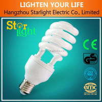 T4 High Quality half spiral energy saving lamp/cfl