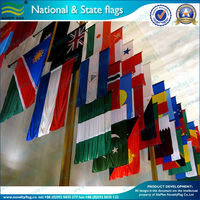 different countries national flag (*NF05F06001)